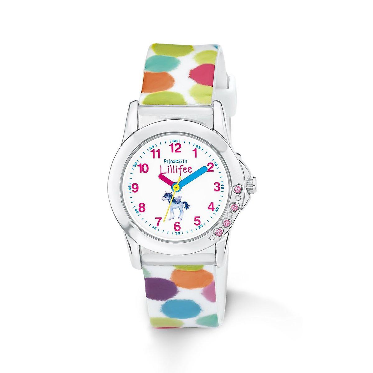 Prinzessin Lillifee Uhr Kinder Armbanduhr Mädchenuhr Einhorn 2013221