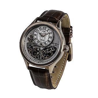 Carl of Zeyten men's watch wristwatch automatic Gernsbach CVZ0055RWH