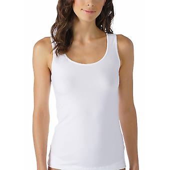 Mey 25501 Women's Cotton Pure Solid Colour Tank Vest Top