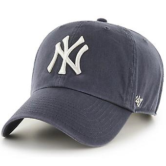 47 fire Adjustable Cap - CLEAN UP New York Yankees vintage