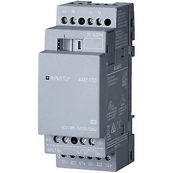 Siemens LOGO! AM2 RTD 0BA2 PLC add-on module 12 V DC, 24 V DC