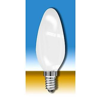 Müller-Licht LED (monochrome) EEC A++ (A++ - E) E14 Candle 2.5 W = 25 W Warm white (Ø x L) 35 mm x 98 mm Filament 1 pc(s)