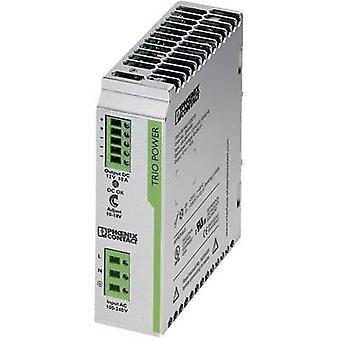 Phoenix Contact TRIO-PS/1AC/12DC/10 kisko asennettu PSU (DIN) 12 V DC 10 A 120 W 1 x