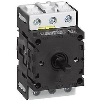 BACO BA0172000 contacto bloque 25 A gris, negro 1 PC