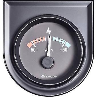 Equus 842052 Ammeter 50A 12V