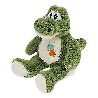 Sitting Crocodile Plush