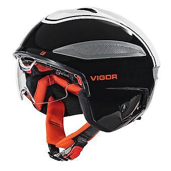 CRATONI vigor E-bike bicycle helmet / / black/white/red