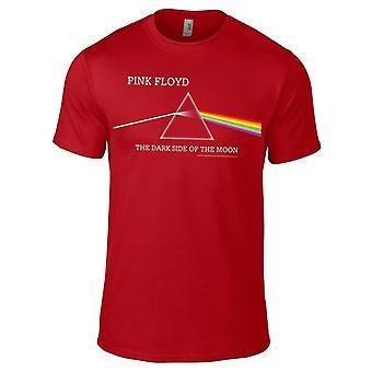 Pink Floyd - Dark Side de l'Album de la lune rouge T-Shirt