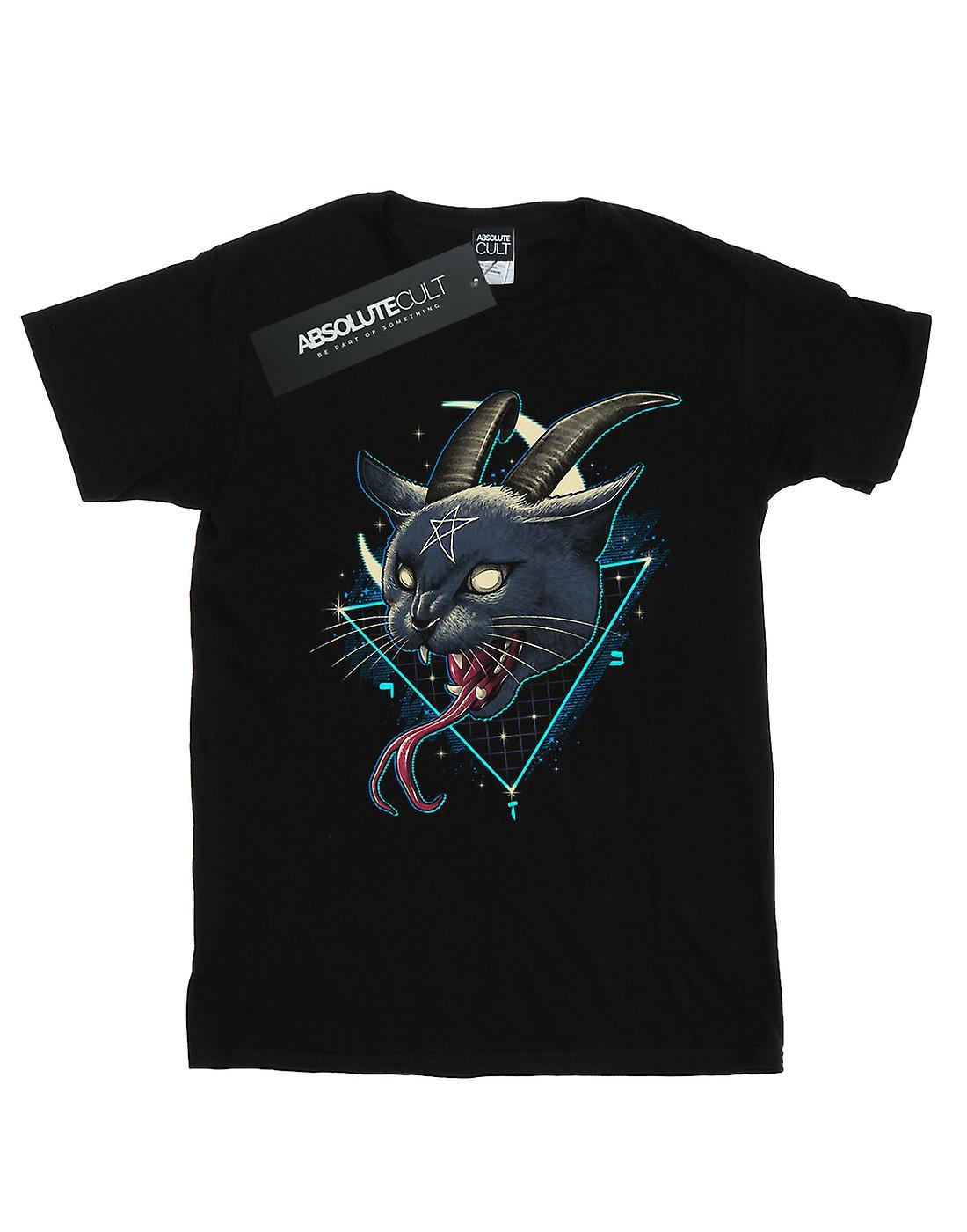 Vincent Trinidad Boys Rad Devil Cat T-Shirt