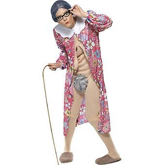 Gravity Granny Costume.  UK Dress 12-14