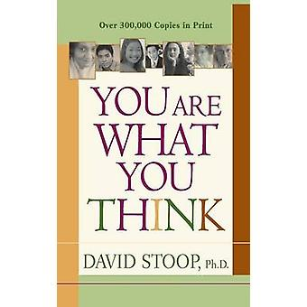 Tu sei quello che pensi di David Stoop - 9780800787042 libro