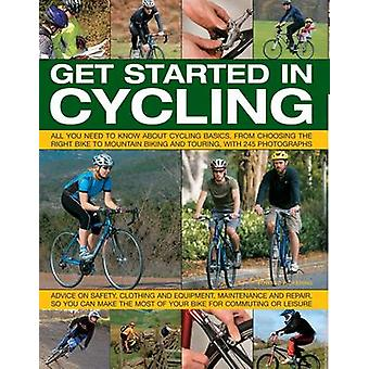 Getting Started in Cycling - All You Need to Know About Cycling Basics