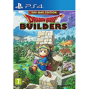 Dragon Quest Builders Day One Edition (PS4)-nieuw