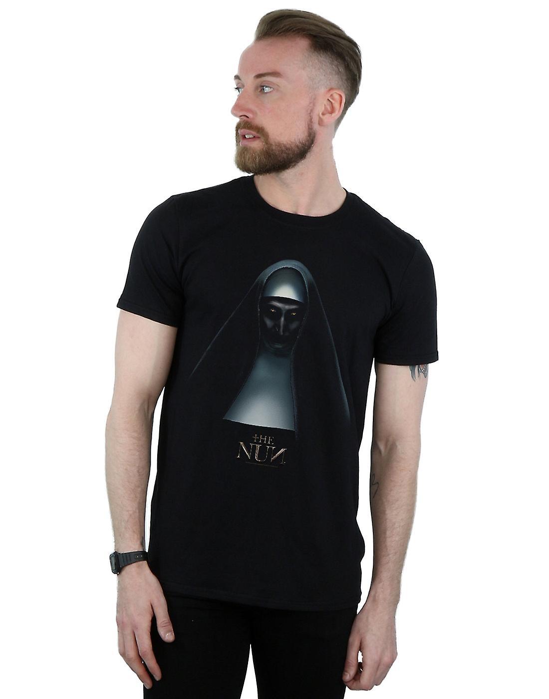 The Nun Men's Movie Poster T-Shirt