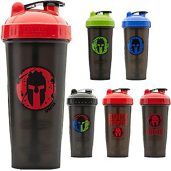 PerfectShaker Performa 28 oz. Spartan Race Shaker Cup - perfect gym bottle!