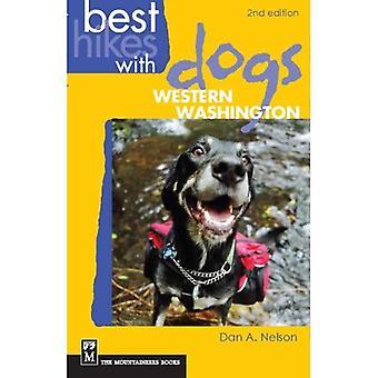 Meilleur randonnées avec chiens Western Washington