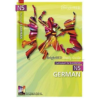 BrightRED Study Guide N5 German