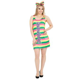 Orion Costumes Womens Refreshing Sweet Candy Themed Food Fancy Dress Costume