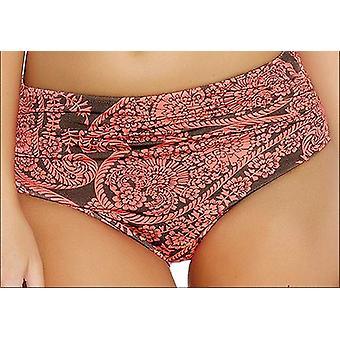 Fantasie Kathmandu Fs6030 Deep Gathered Bikini Brief