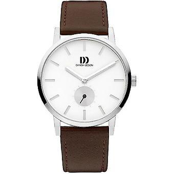 Tanskan design miesten watch kaupunkien kokoelma IQ29Q1219 - 3314565