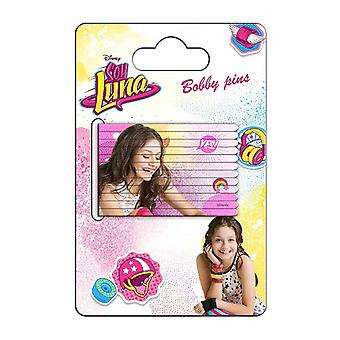 Clip/hairpin 12pcs di Disney Soy Luna Hair