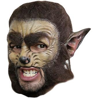 Wilk Dlx Chinless maska dla dorosłych na Halloween