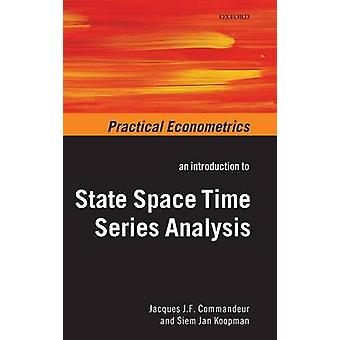 Introduction to State Space Time Series Analysis by Koopman & Siem Jan