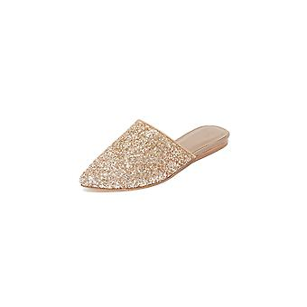Joie Womens Adiel Leather Pointed Toe Casual Slide Sandals