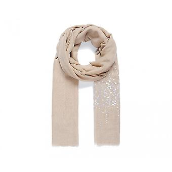 Intrigue Womens/Ladies Sequin Embellished Scarf