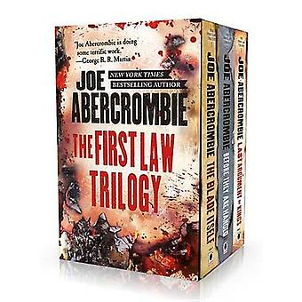 The First Law Trilogy by Joe Abercrombie - 9780316361194 Book