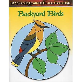 Backyard Birds - Stained Glass Patterns by Sandy Allison - 97808117134