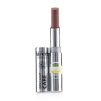 Lavera Brilliant Care Lipstick Q10 - # 08 Light Hazel - 1.7g/0.06oz