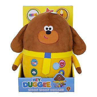 Hey Duggee Woof Woof Duggee Soft Toy