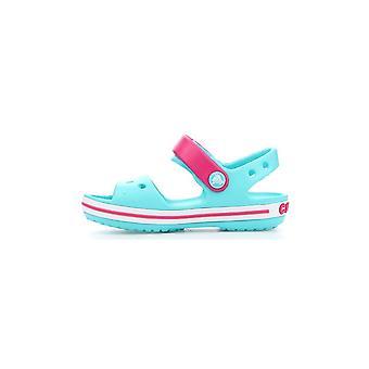 Crocs Crocband Kids Poolcandy Pink 128564FV universella sommar spädbarn skor