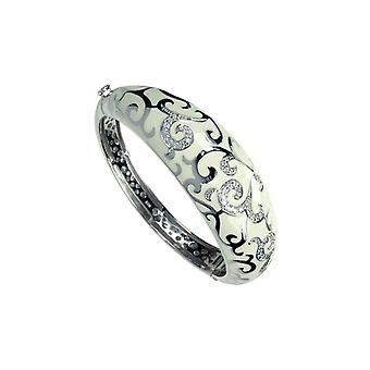 Belle Etoile Royale Silver Bangle  7020910903