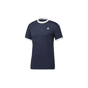Reebok Training Essentials Linear Logo Tee FI1934 uddannelse sommer mænd t-shirt