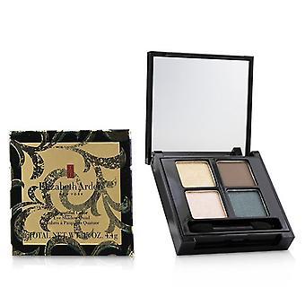 Elizabeth Arden Beautiful Color Eye Shadow Quad - # 01 Golden Opulence 4.4g/0.15oz
