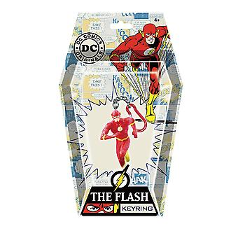 PVC Figural Key Chain - DC Comic - The Flash Figure New Gifts Toys 45077