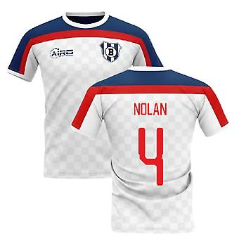 2020-2021 Bolton Home Concept Football Shirt (Nolan 4)