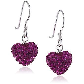Pasionist 606620 - Women's pendant earrings - sterling silver 925