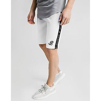 Nuevo ILLUSIVE LONDON Boys' Poly Fade Shorts White