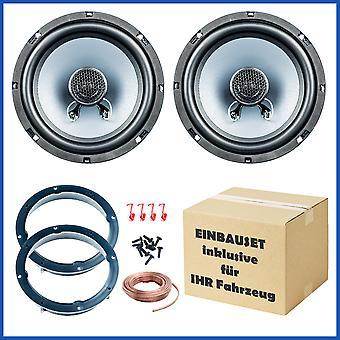 VW Passat 3C / CC speaker mounting kit door front