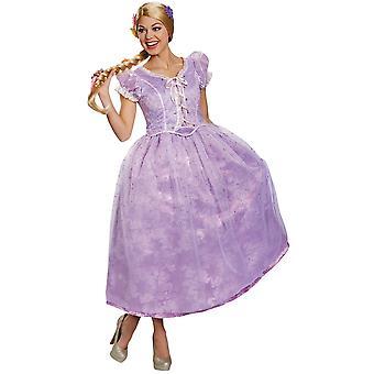 Girsl Rapunzel Prestige-kostume-Disney