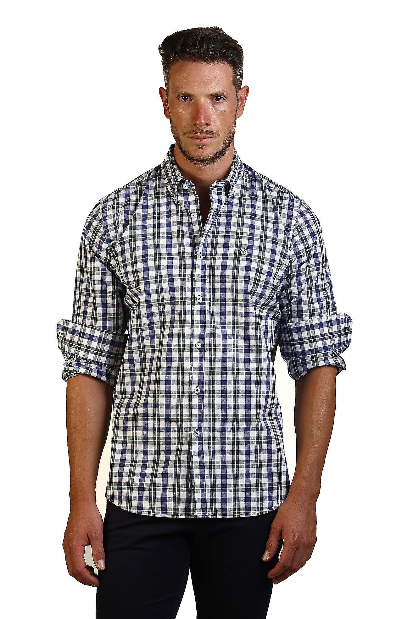 Camisa Hombre The Time Of Bocha JI1OXF-131 705