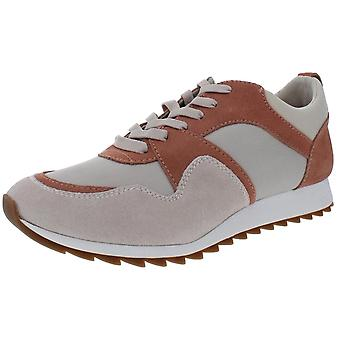 Ideology Womens Gaffin Fabric Low Top Lace Up Fashion Sneakers