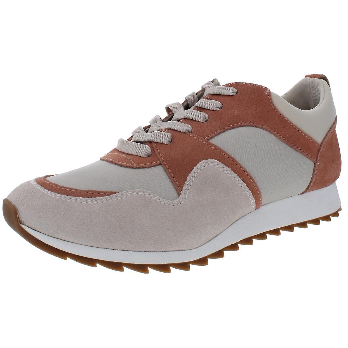 Ideologia Womens Gaffin Fabric Low Top Lace Up Fashion Sneakers mBxN6