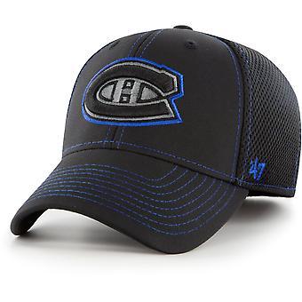 47 fire Stretch Cap - STRONAUT Montreal Canadiens black