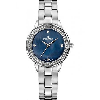 Delbana - Wristwatch - Ladies - Dress Collection - 41711.619.1.535 - Seville