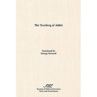 The Teaching of Addai by Howard & George