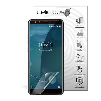 Celicious Matte Flex Anti-Glare 3D Screen Protector Film Compatible with Allview P10 Pro [Pack of 3]